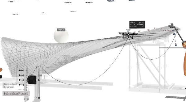 dron paviljon